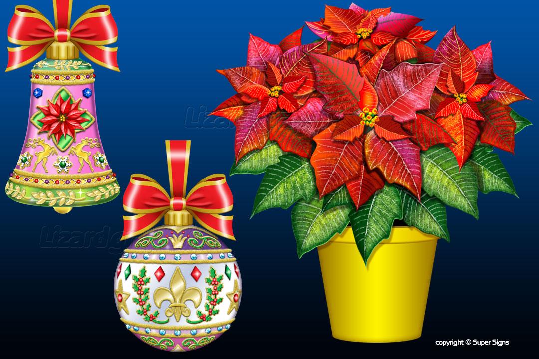 Christmas Designs by Liz Kassler