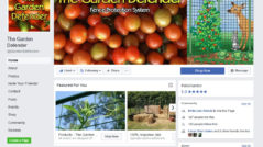 Social Media Marketing for GardenDefender.com